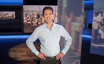 Unsere ServusTV-Moderatoren: Andreas Kammerzelt