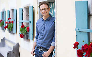 Unsere ServusTV-Moderatoren: Andreas Ortner