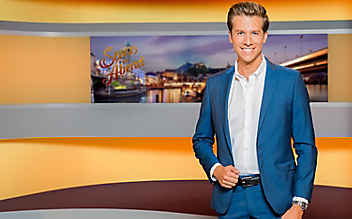 Unsere ServusTV-Moderatoren: Florian Lettner
