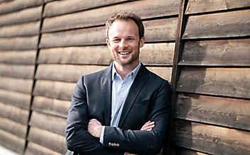 Unsere ServusTV-Moderatoren: Florian Rudig