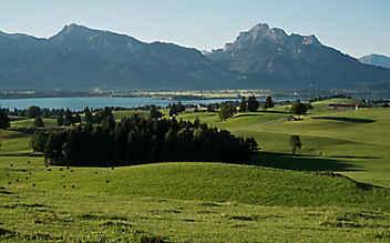 5 Tipps fürs Südliche Allgäu: Erste Reihe Alpenloge