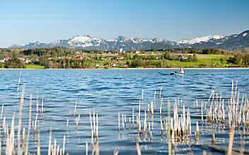 Tipps für die oberbayerische Sommerfrische mit Bergblick