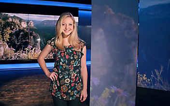 Unsere ServusTV-Moderatoren: Hannah Thalhammer