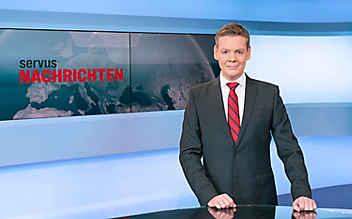 Unsere ServusTV-Moderatoren: Hans Martin Paar