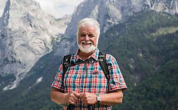 Unsere ServusTV-Moderatoren: Herbert Gschwendtner