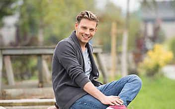 Unsere ServusTV-Moderatoren: Jakob Glanzner