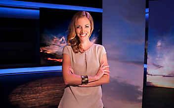 Unsere ServusTV-Moderatoren: Julia Lorünser