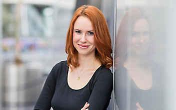 Unsere ServusTV-Moderatoren: Nicola Löwenstein
