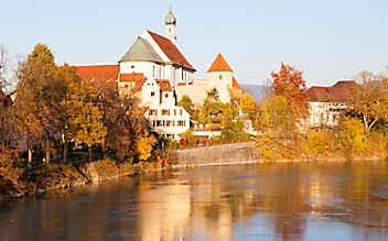 Füssen: In der Mitte des Königswinkels