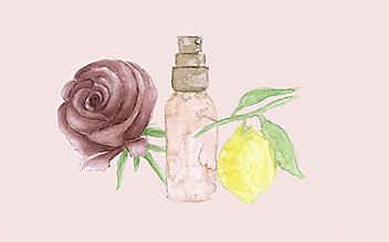 Rosen-Deo zum Selbermachen