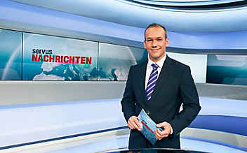 Unsere ServusTV-Moderatoren: Rafael Kotschy