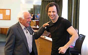 "ServusTV-Moderator Ioan Holender: ""Ich wünschte, Teodor Currentzis wäre in Wien"""