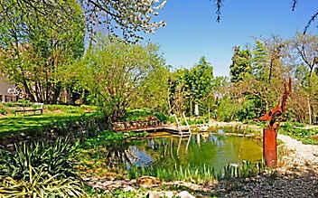 Inspiration für den Garten: schöne Biotope