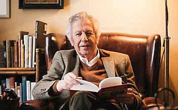 Alfred Komarek – 5 Bücher, die mir am Herzen liegen