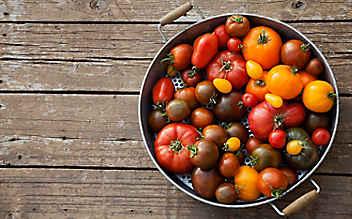 Diese Obst- und Gemüsesorten haben im Juli Saison