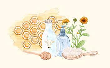 Grüne Kosmetik zum Selbermachen: Anti-Spliss-Shampoo mit Molke