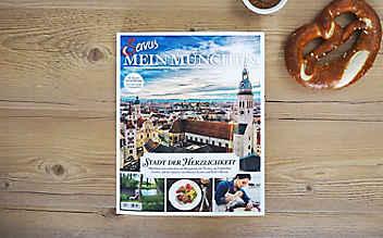 Jetzt am Kiosk: Servus Mein München