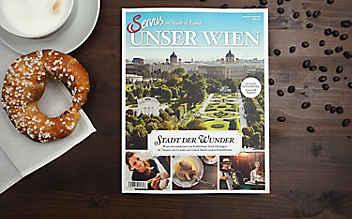 Die Stadt der Wunder in Servus Unser Wien
