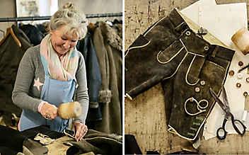 Ein Loblied auf die bayerische Lederhose