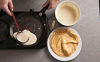 Küchenwissen: das 1x1 des Palatschinken-Backens