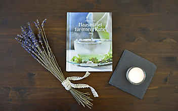 Buch-Tipp: Hausmittel für innere Ruhe