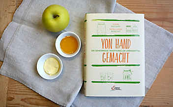 Buch-Tipp: Von Hand gemacht – Die Geheimnisse traditioneller Lebensmittel