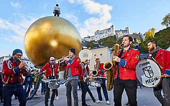 """Veranstaltungs-Tipp: """"Jazz & The City"""" in Salzburg"""