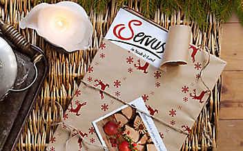 Servus Bayern-Weihnachtsabo