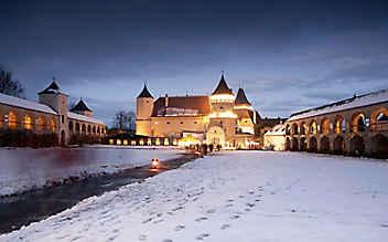 Waldviertler Christkindlmarkt auf Schloss Rosenburg