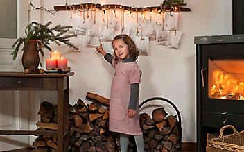 Basteln mit Kindern: Adventkalender zum Selbermachen