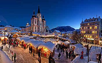 Bundesland-Überblick: 9 österreichische Adventmärkte, die man kennen sollte