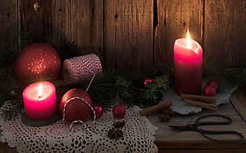 7 Tricks für schönen Schein: So tropfen Kerzen nicht