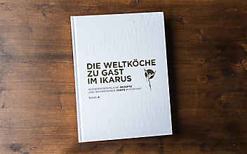 Buch-Tipp: Die Weltköche zu Gast im Ikarus (Band 4)