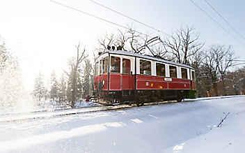 Veranstaltungs-Tipp: Nostalgie-Zugfahrt durchs Flachgau