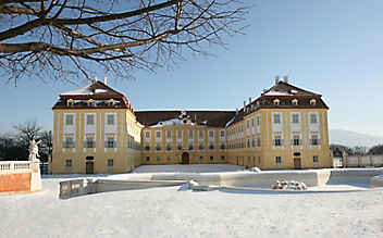 Veranstaltungs-Tipp: Wintermärchen auf Schloss Hof