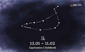 Servus-Jahreshoroskop: Capricornus (12.01-11.02)