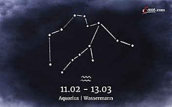 Servus-Jahreshoroskop 2018: Aquarius (11.02-13.03)