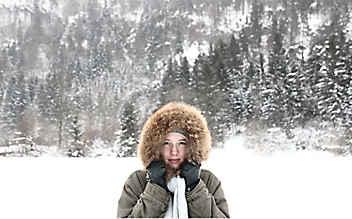 Grüne Kosmetik zum Selbermachen: Kälteschutz für die Haut