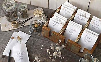So legen Sie ein Saatgut-Archiv an