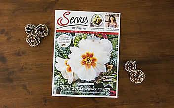 Die Februar-Ausgabe des Servus Magazins – jetzt erhältlich!