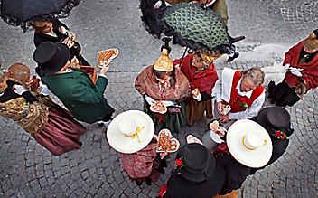 Veranstaltungstipp: Liebstattsonntag in Gmunden (OÖ)