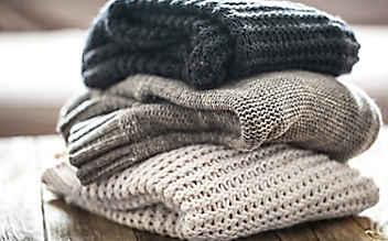 Die richtige Pflege von Wolle