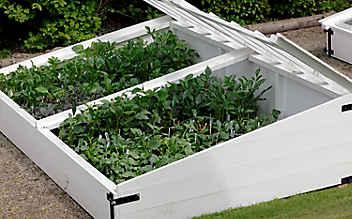Gärtnern mit dem Frühbeet