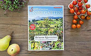 Das neue Servus Unser Garten ist da