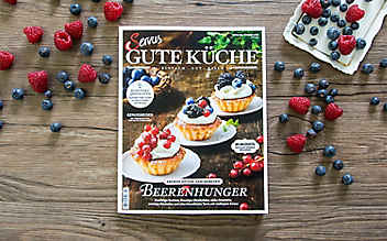 Neu: Servus Gute Küche Frühling/Sommer 2018