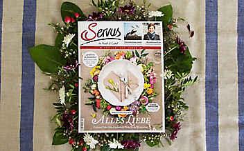 Die Mai-Ausgabe von Servus in Stadt & Land – jetzt erhältlich!