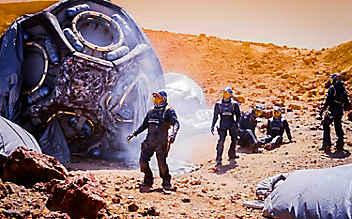 Red Planet: Zwischen Fiktion und Wirklichkeit