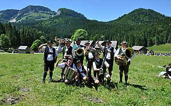 Veranstaltungstipp: Jodler- und Weisenbläser-Treffen