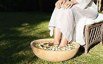 Die besten Hausmittel, um Fußpilz zu bekämpfen