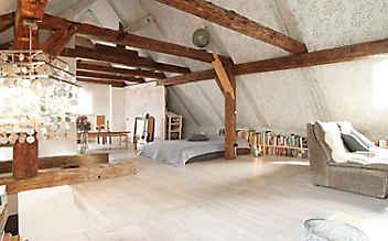 Hausbesuch im Weberhäusl